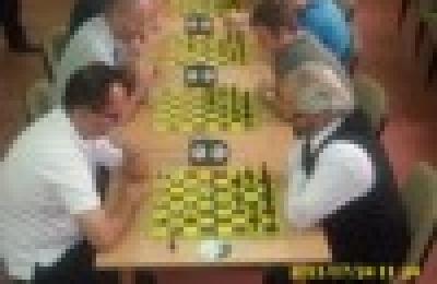 """""""Siedliskowy"""" turniej szachowy w Dzikowcu"""