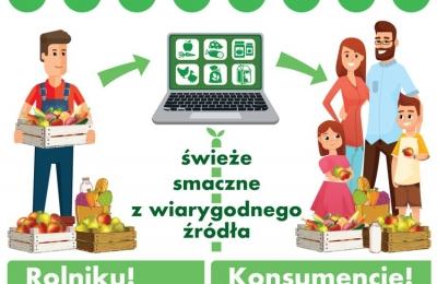 Polski e-bazarek – sprzedaż produktów rolnych