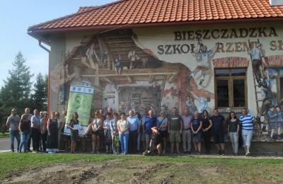 Wizyta studyjna w Bieszczadach