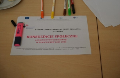 Konsultacje społeczne - kryteria wyboru