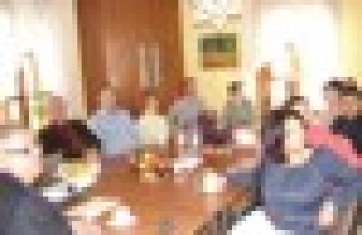 Spotkanie Zespołu ds. LSR