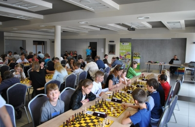 Turniej szachowy zakończony