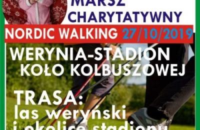 Zaproszenie na marsz charytatywny