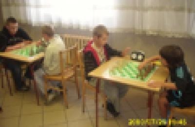 """Turniej szachowy - na Pikniku Rodzinnym """"Siedlisko 2010"""""""
