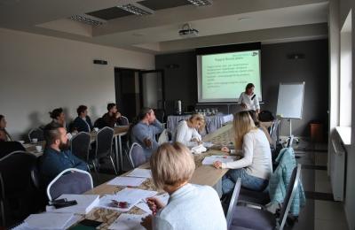 Realizacja planu komunikacji - szkolenie